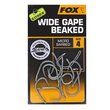 Fox Carp - Haken Edges Armapoint Wide gape beaked - Fox Carp
