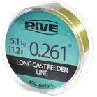 Rive - Lijn nylon Longcast feeder Line - 300m - Rive
