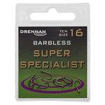 Drennan - Haken Super Specialist Barbless - Drennan