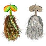 Effzett - Spinners & lepels Pike Rattlin' Spinner #6 40gr  - Effzett