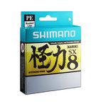 Lijn gevlochten Kairiki Grijs 150m - Shimano