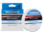 Lijn nylon Aspire Silk Shock Clear 150m - Shimano
