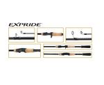 Voor reels EXPRIDE 173XH - 2,21m (14-56gr) - Shimano