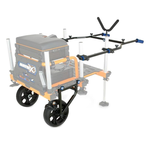 Zitmand accessoire Superbox 2-wheel Transporter - Matrix