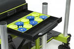 Zitmand accessoire shallow drawer unit inc EVA disc insert & dics - Matrix