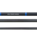 Schepnetsteel Aquos Power handle 4m 3pc - Matrix