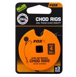 Edge Armapoint stiff rig beaked Chod rigs - Fox Carp