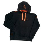 Sweater Black / Orange  Hoodie - Fox Carp