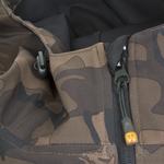 Jacket Chunk Camo softshell hoodie - Fox Carp