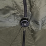 Tent Ultra 60 brolley Ventec ripstop KHAKI - Fox Carp