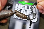 End Tackle Heli Safe Brown - Korda