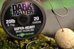 Lijn gevlochten Dark Matter Braid - Korda