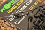 End Tackle Ring Clip - Korda
