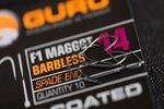 Haken F1 Maggot Hook - Guru