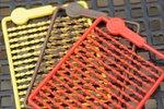 Stoppers Micro Hair Stops - Red, Brown, Yellow - Guru