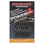 Haken Power Hook Long Shank - Starbaits