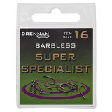 Drennan - Haken Super Specialist Barbless - Drennan_