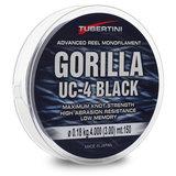 Tubertini - Lijn Nylon Gorilla UC-4 Black - Tubertini_