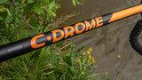 C-Drome - Schepnetsteel Power Landing Net handle - 3,60m - C-Drome_