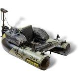 Black Cat - Belly Boat Battle Boat Set - Black Cat_