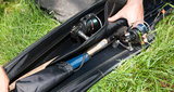 Foedraal Monster 2   2 Rod Holdall - 180Cm Bo   L - Preston_