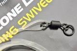 End Tackle Kamo Leader Ring Swivel - Korda_