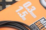 End Tackle 0,3 mm Silicone Tubing - Guru_