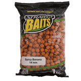 Strategy - Boilies RM20 1kg Spicy Banana - Strategy_
