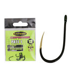 Fun Fishing - Haken Pâte 1 (Oeillet sans Ardillon - Black & Gold) - Fun Fishing_