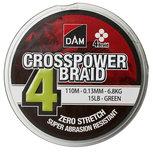 DAM - Lijn gevlochten Crosspower 4-Braid - DAM