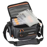 Savage Gear - Opbergtas SG System Box Bag M 3 boxes & PP Bags - Savage Gear