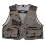 Ron Thompson - Mesh Lite Fly Vest L Stone - Ron Thompson