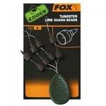 Fox Carp - End Tackle Tungsten Line Guard Beads - Fox Carp