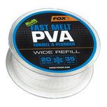 Fox Carp - End Tackle Fast Melt PVA Funnel & Plunger Wide Refill - Fox Carp