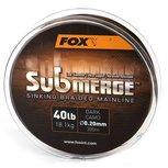 Fox Carp - Lijn Fluorocarbon Submerge Sinking Braided Mainline - Fox Carp
