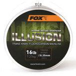 Fox Carp - Lijn Fluorocarbon Illusion Trans Khaki Fluorocarbon Mainline - Fox Carp
