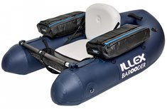 Illex - Belly Boat Float Tube Barooder 160 blue marine - Illex