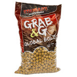 Starbaits - Boilies G&G Global Boilies Halibut - 10kg - Starbaits