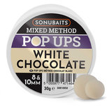 Sonubaits - Pop-ups White chocolate - Sonubaits