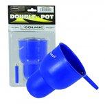 Colmic - Voederpots Double Pot - Colmic