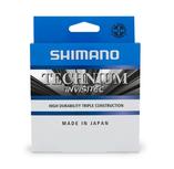 Lijn nylon Technium Invisi Grijs 300m - Shimano