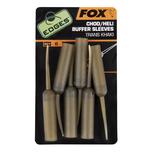 End Tackle Edges Chod /Heli Buffer Sleeve x 6 - Fox Carp