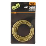 End Tackle Edges Anti-tangle Tube - trans khaki - Fox Carp