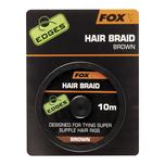 End Tackle Edges Hair Braid - Fox Carp