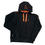 Sweater Black / Orange  Hoodie - Fox Carp