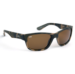 Zonnebril Fox Chunk Sunglasses Camo / brown lense - Fox Carp