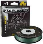 Spiderwire - Lijn gevlochten Dura 4 Braid 300m Green - Spiderwire