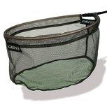 Greys - Schepnet Landing net Rubbermicromesh - Greys