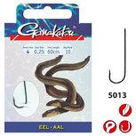 Gamakatsu - Onderlijn Hook BKS Eel 60cm - Gamakatsu
