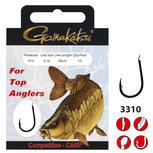 Gamakatsu - Onderlijn Hook BKS Carp 40cm - Gamakatsu